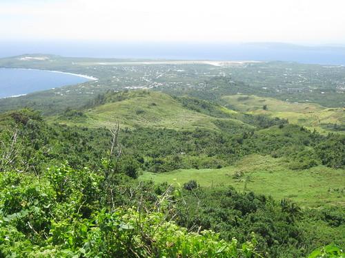saipan mariana islands mounttapochau tinian view kummerle