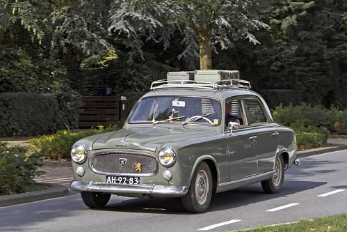 Peugeot 403 Berline 1957 (2822)