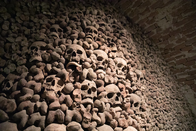 CHURCH OF ST. JAMES OSSUARY Brno #visitCzech #チェコへ行こう #link_cz