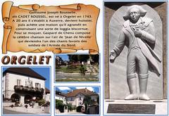 Carte postale Cadet Roussel