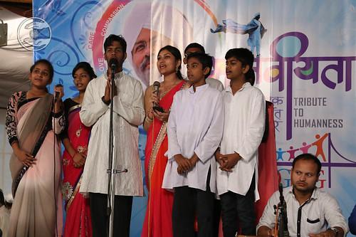Devotional song by Komal and Saathi from Vishakhapatnam, Andhra Pradesh