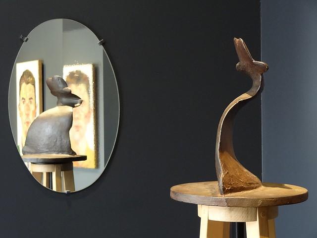 Exposition Miroirs , Louvre, Sony DSC-HX9V