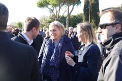 Manifestazione Pro GINORI a Sesto Fiorentino