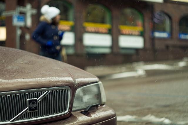 Winter in Tartu, Sony SLT-A58, Minolta AF 50mm F1.7