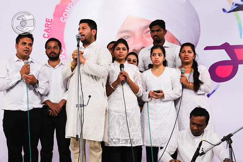 English devotional song by Namrata and Saathi from Ahmed Nagar