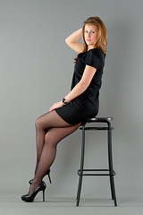 Black style of Anya [33732421130]