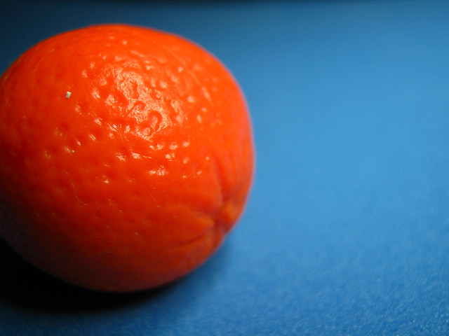 Orange is the new, Canon POWERSHOT A480