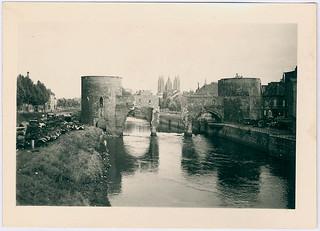 Doornik, mei 1940 | Tournai, May 1940