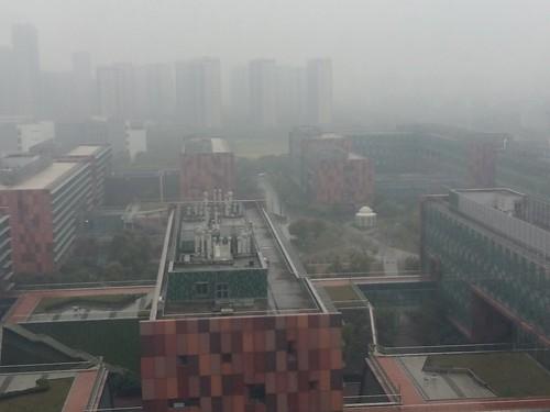 Smog at XJLTU