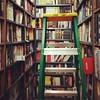 Bookstore ladder, 4/26/17
