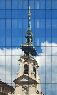 Church reflected