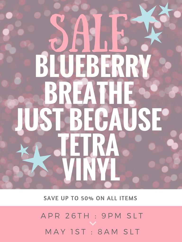 Biggest Blueberry Sale EVER - SecondLifeHub.com