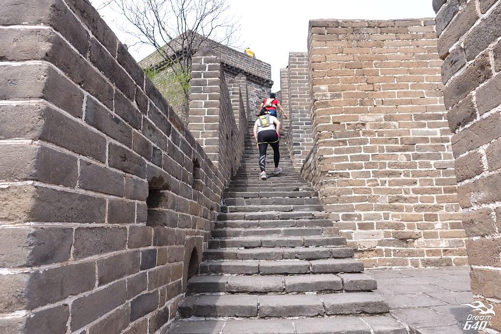 北京金山嶺長城馬拉松-059