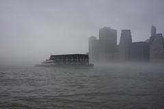 Manhattan Foggy View