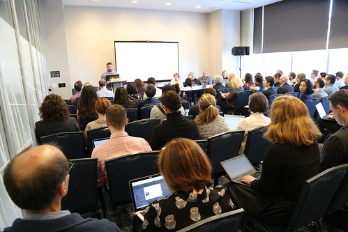 One of the many sessions at the 2017 Museums and the Web Conference | by Museums and the Web