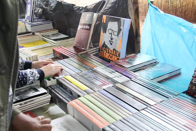 Editora Expressão Popular organiza Tenda Literária