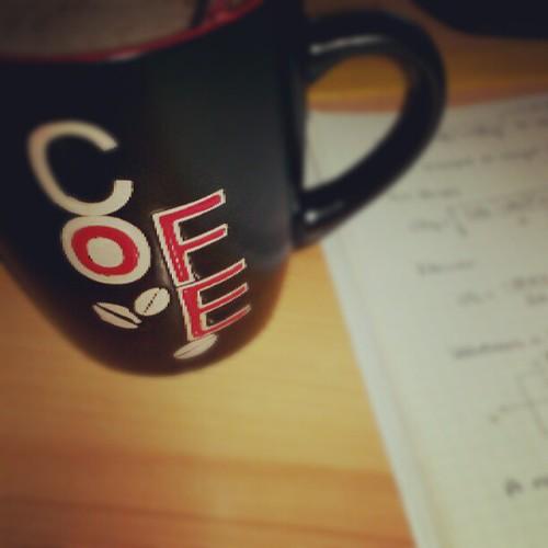 Coffee time :3