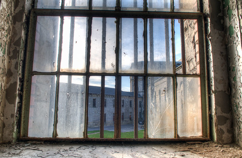 ohio prison hdr mansfield mansfieldreformatory photomatix