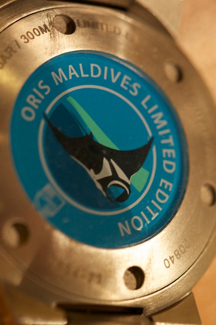 oris - Oris Maldives Limited Edition 8980419112_07a7294ac1_z