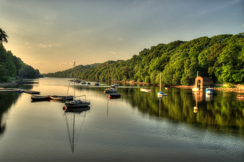 rudyard lake, staffs