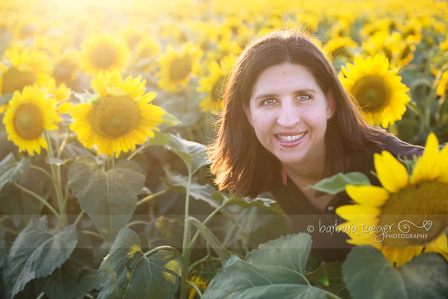26/52 Sunflower girl...
