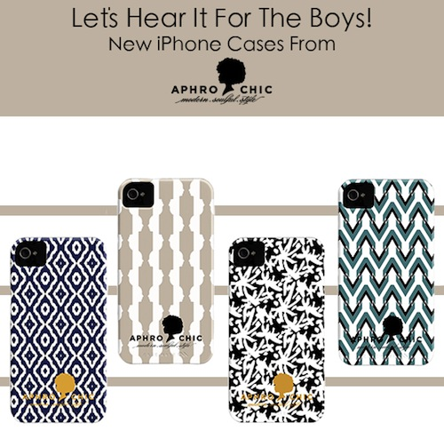 Mr AphroChic iPhone Case Collection