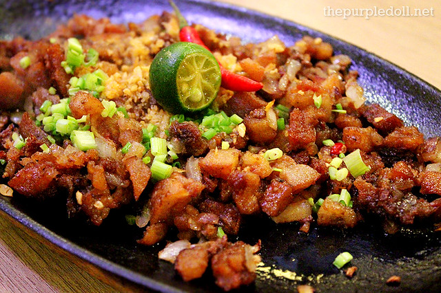 House Crispy Sisig (Medium P205)