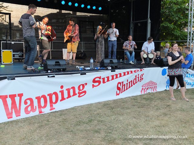 Wapping Shindig