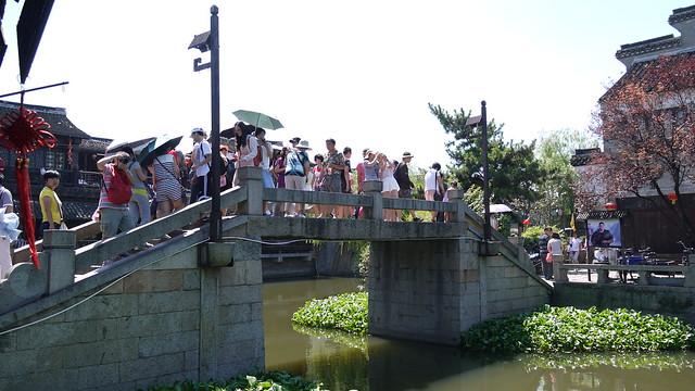 浙江西塘 永寧橋