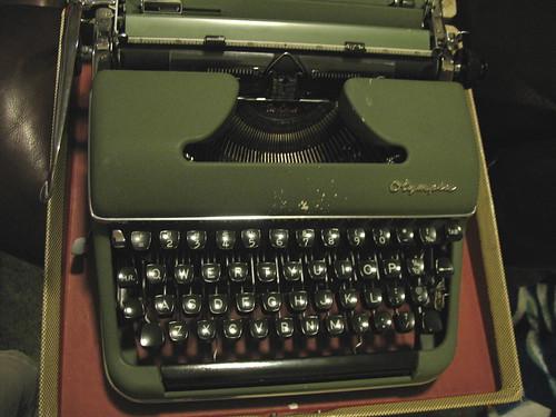 Olympia SM3, c.1954