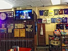 Inside the restaurant 5