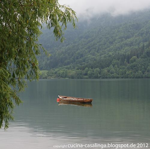 Fischerboot Schliersee