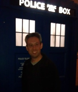 Daniel and the TARDIS