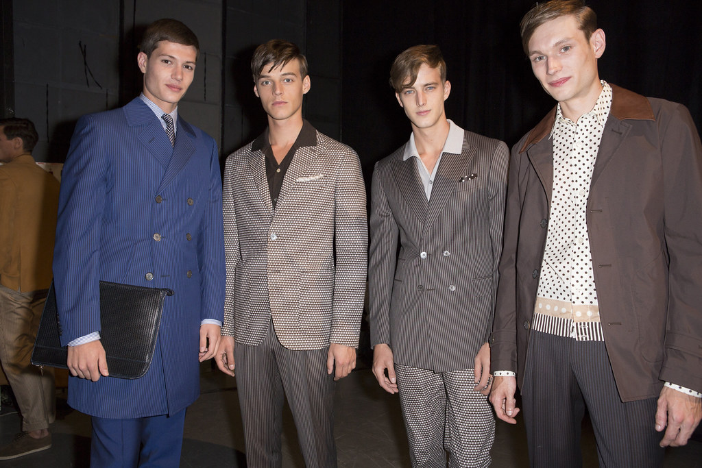 Robbie Wadge3654_SS14 Milan Canali_Sascha Weissenborn, James Smith, Aiden Andrews(fashionising.com)