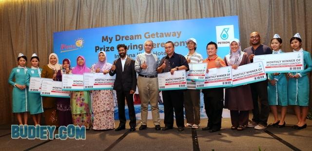 Petronas My Dream Getaway