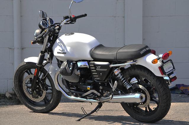 Educate me on Moto Guzzi V7 | Adventure Rider
