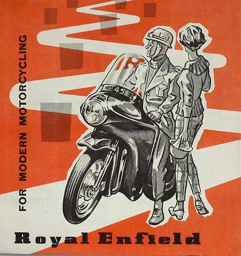 1960 Royal Enfield Moderns by bullittmcqueen