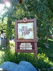 Disneyland: Mickey's Magical Map
