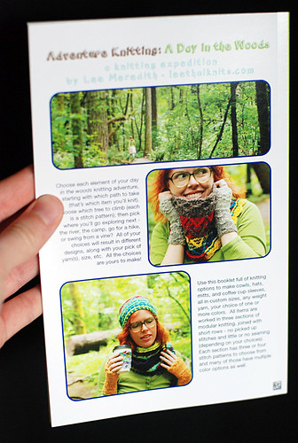 Adventure Knitting book