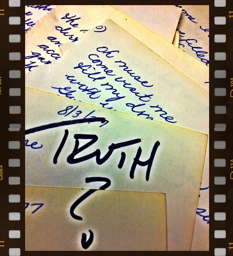 Truth? by Damian Gadal