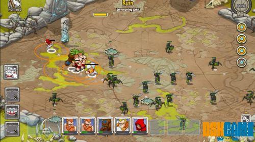 Godsrule: War of Mortals 3