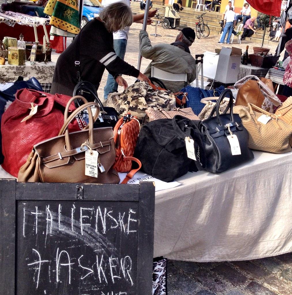 Copenhagen Bella Italian Market!
