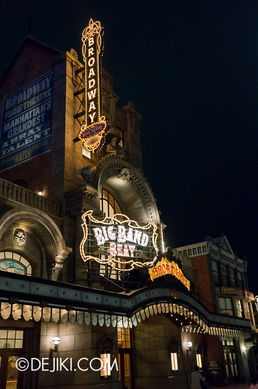 American Waterfront - Broadway Theater