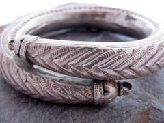 Sanaani Silver Jewish Bracelet.
