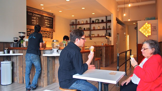 Earnest Ice Cream | Fraser Street, East Vancouver