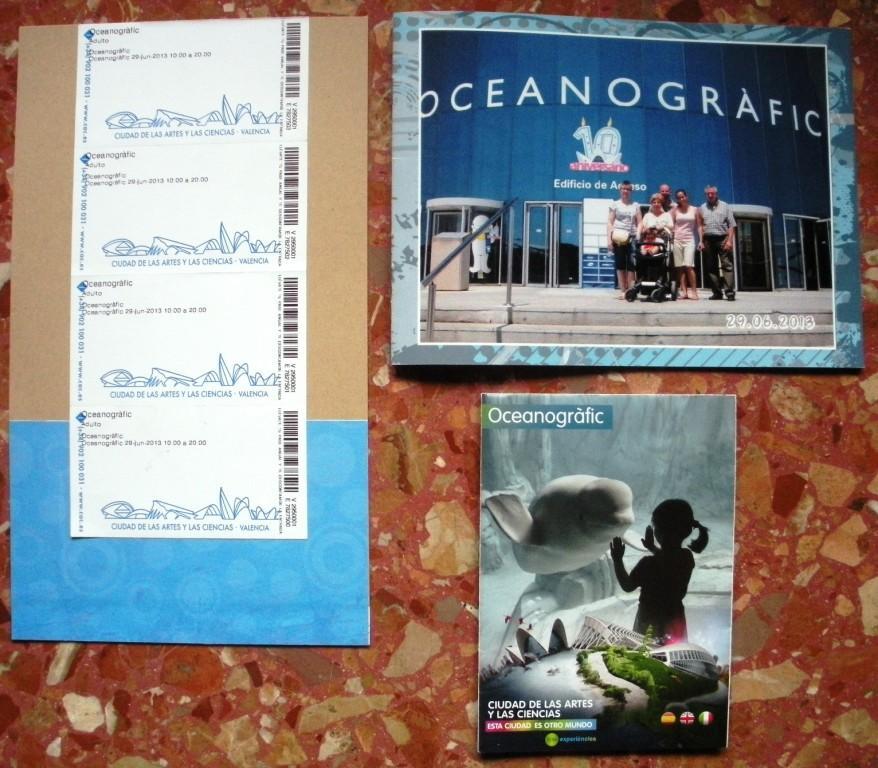 2013, 09. 07 - 29.06. Oceanográfico 2