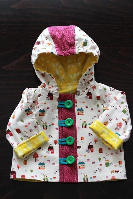 baby in the hood hoodie