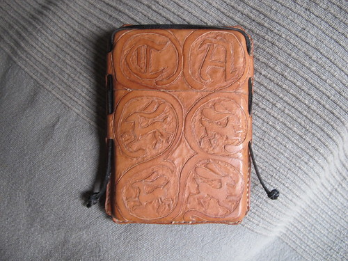 leather case - 1