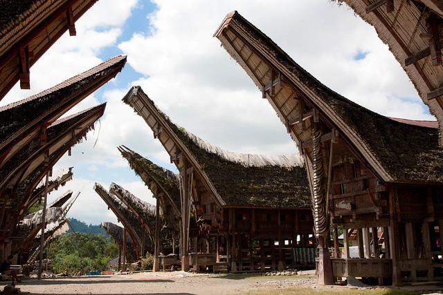 Villaggio Toraja