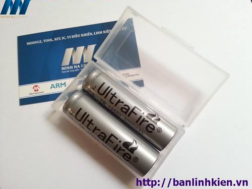 Hộp Đựng Pin UltraFire